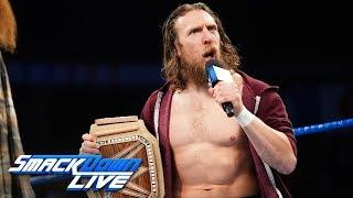 Daniel Bryan Set To Address Kevin Owens On WWE SmackDown Live