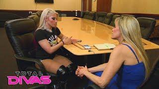 Total Divas Recap 11/8 Dressed Like a Champ