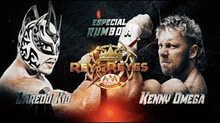 AAA Streaming Kenny Omega vs. Laredo Kid, John Cena Says Be Grateful For Your Critics | Fight-Size Update