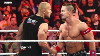 John Cena Shares Why He Looks Up To Dwayne 'The Rock' Johnson