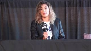 VIDEO: Pearl Gonzalez Explains 'ImplantGate' At UFC 210
