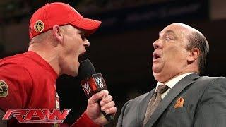 Report: John Cena Set For WWE RAW Reunion