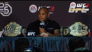 Daniel Cormier Becomes Double UFC Champion With KO Win Over Stipe Miocic At UFC 226
