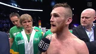 Exclusive: Dennis Hogan Ready To Put Jaime Munguia Loss Behind Him, Focus On Beating Jermall Charlo