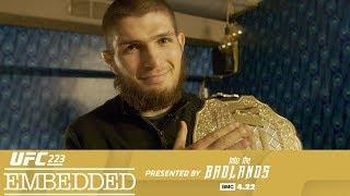 Nate Diaz and Other Fighters React to Khabib Nurmagomedov Winning Lightweight Title at UFC 223