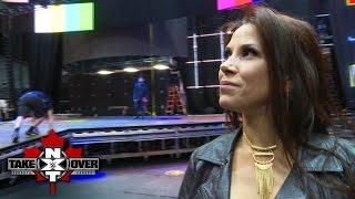 Mickie James Does Commentary For WWE Main Event