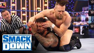 Daniel Bryan Bout, Women's Tag Team Title Triple Threat Announced For 12/25 WWE SmackDown