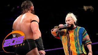 New WWE Cruiserweight Champion Crowned At No Mercy