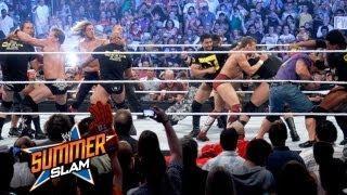 John Cena Justifies Not Putting Over The Nexus At SummerSlam 2010