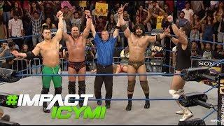 Post IMPACT Fight-Size Update: All Kinds Of Highlights Heading Into Slammiversary XV