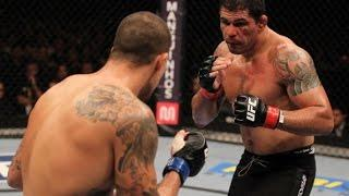 Antonio Rodrigio Nogueira Says He Dealt With Eye Injury Throughout MMA Career