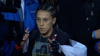 Joanna Jedzrejczyk Tells UFC Women's Flyweight Division Fighters To Not be Jealous Of Her