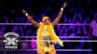 Exclusive: Triple H Talks Velveteen Dream's Hulk Hogan & Prince Puma Inspired Entrance And Gear