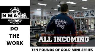Do The Work | ALL INCOMING | NWA Ten Pounds of Gold 30 | Nick Aldis vs. Cody