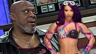 WWE Hall Of Famer Tony Atlas Thinks WWE's Female Stars Are Happy Sasha Banks Is Absent