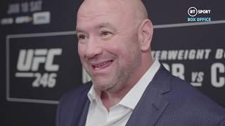 Dana White Says Jon Jones And Jorge Masvidal Just Signed New UFC Deals