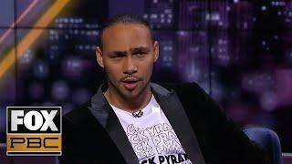 Exclusive: Keith Thurman On His Return, Facing Manny Pacquiao: 'This Is My Passion'