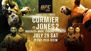 UFC 214 Results: Three Title Fights & The Return Of Jon Jones Highlight This Card