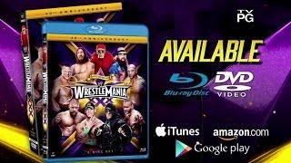 Report: WWE Blu-Rays Being Taken Out Of Print