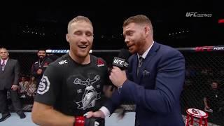 Report: Justin Gaethje Facing Anthony Pettis In Early 2019