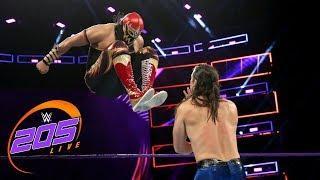 Jimmy Jacobs: Vince McMahon Liked '205 Live' Idea