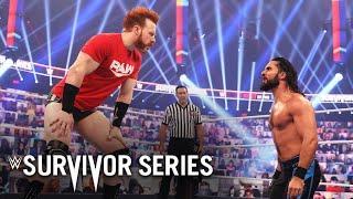 Report: Seth Rollins Written Off Television At WWE Survivor Series