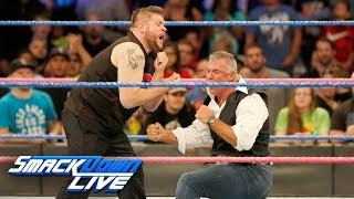 Kevin Owens Kept Off Live Event With Nagging Injuries