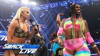 Naomi Going One-On-One With Mandy Rose On Tomorrow's WWE SmackDown Live