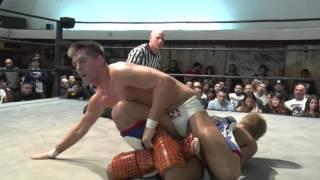 PWG Time Is A Flat Circle Matches Announced
