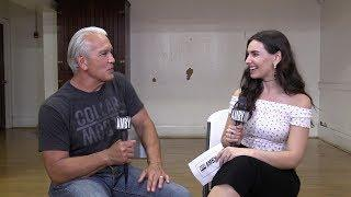 Ricky Steamboat: Wrestlers Today Do Moves In The Ring Just Do To Moves