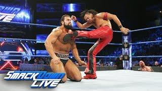 SmackDown Viewership Drops On 8/29 After Last Week's Post-SummerSlam Episode