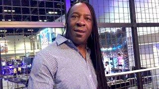 Booker T To Miss RAW Tonight Due To Hurricane Harvey, Jerry Lawler To Fill In On Commentary