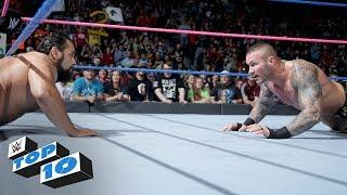 Fight-Size Wrestling Update: SmackDown Top 10, Miz & The Bar Beatdown In Slo-Mo, NXT & LU Tonight, More