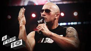 The Rock Says He Transcended Race In Wrestling