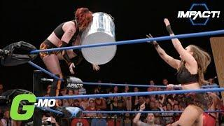 Fight-Size Wrestling Update: IMPACT Viewership, Slo-Mo US Title 3-Way, Great Khali, Brock Lesnar, Jim Ross, More