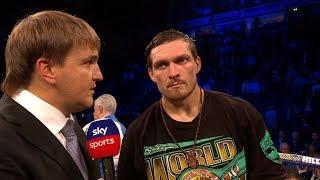 Eddie Hearn: Anthony Joshua Is Interested In A Fight With Oleksandr Usyk