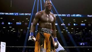 Deontay Wilder Says It Wasn't Hard For Him To Bounce Back From Missed Tyson Fury Rematch