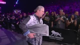 Bret Hart Calls AEW Double Or Nothing Appearance A 'One-Time Thing'