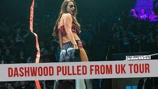Tenille Dashwood Explains Why She Was Pulled From ROH's 'Honor Re-United' Tour