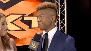 Topanga Watched Lio Rush's NXT Debut