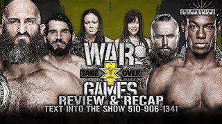 NXT TakeOver: War Games II Fight Size: Post-Show Comments From Triple H, Will Ospreay Tunes In, Sean Waltman In Attendance, More