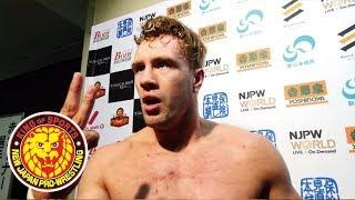 Will Ospreay Doing Okay After Injury Scare At Revolution Pro Event