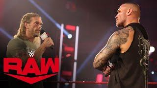 Edge Would Have Preferred If Randy Orton Match Wasn't Billed As 'The Greatest Wrestling Match Ever'