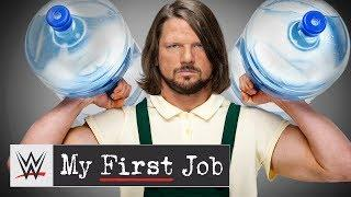 Fight-Size Wrestling Update: AJ Styles First Job, Twitter Freaks Out Over Braun, Slo-Mo Sasha, IMPACT Tonight, More