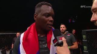 UFC Fight Night Singapore 2018 Bonuses & Attendance
