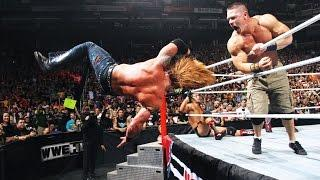 John Cena Heckled By A Man In London