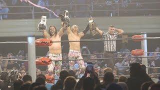 Matt Jackson Jokingly Attempts To Recruit CM Punk For The Elite's 'All In' Show In September
