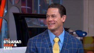 John Cena Matches $1 Million Donation For Veterans Foundation