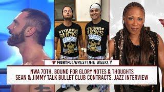 Fightful Wrestling Weekly 10/19: Impact Bound For Glory, NWA 70, Jazz, Abyss, Johnny Impact, More