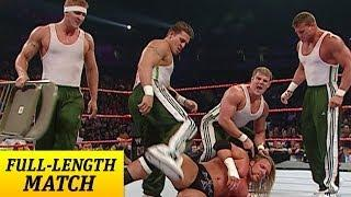 Kenny Dykstra Reflects On Some Of His Memories With The 'Spirit Squad', Reveals The Talk He And The Group Had With Vince McMahon, More